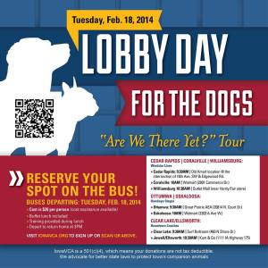 Lobby Day