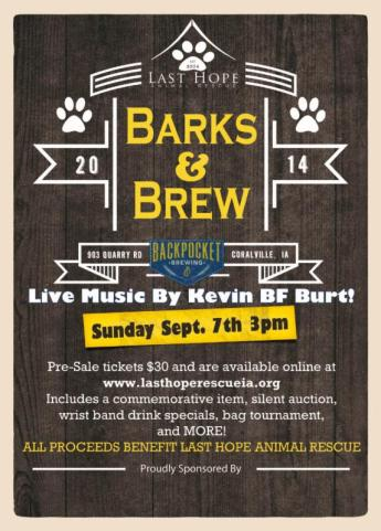 Barks and Brew